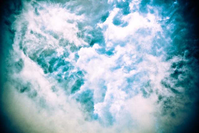 285/365 - October 12, 2011 - Stormy
