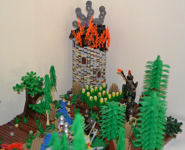 Some History/Castle builds. 6255505851_79474c585c_z