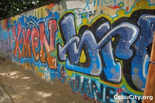 Cebu City mural