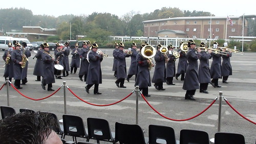 Gareth Jones Passing Out Ceremony Oct 11 12