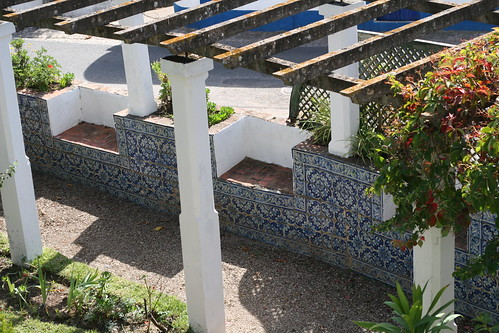 a dos francos - garden1