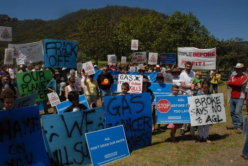 National Day of Action - Hunter Valley