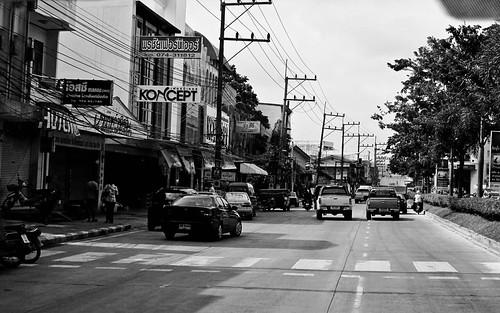 IMG_6610 The street of Songkhla,宋卡