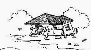 """บัญญัติ 21 ประการ """"บ้านหลังน้ำท่วม"""""""