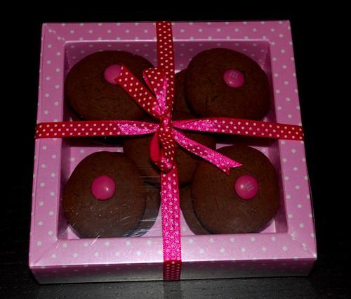 Bolachas de chocolate e cardomomo by Aninhas_lisboa