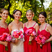 bridesmaids-hairstyle-wedding-hair-short-hair