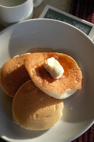 Villa Zolitude - Pancakes