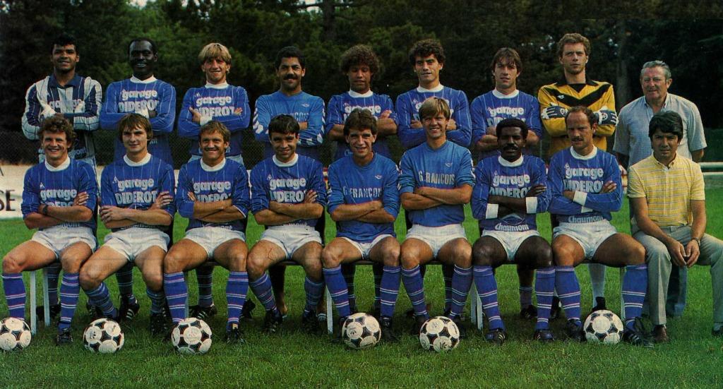Chaumont 1985-86