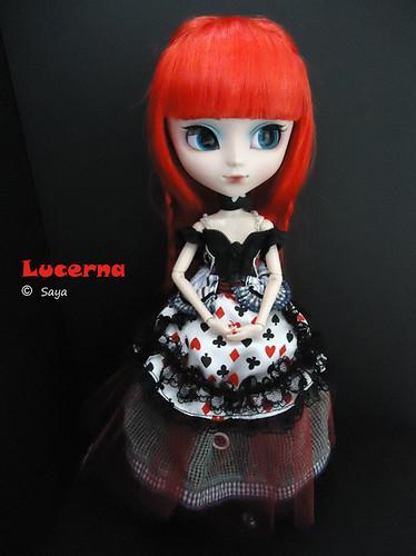 """Lucerna """"Lu para los amigos"""" by tatadelacasa"""