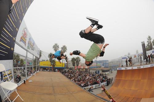 Tony Hawk & Andy Macdonald - Sonic Generations of Skate