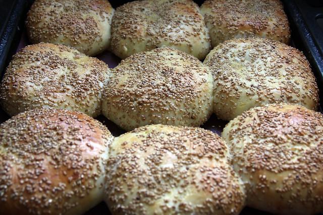 Pan de Hamburguesas 111