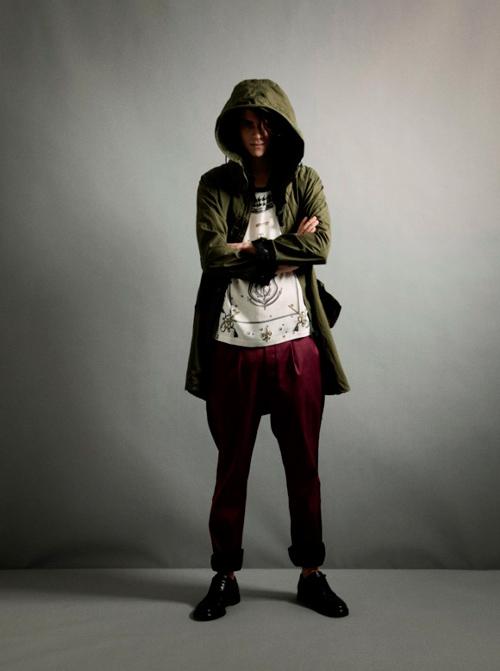 Lewis Grant3027_SS12 Tokyo THE RERACS(Fashion Press)