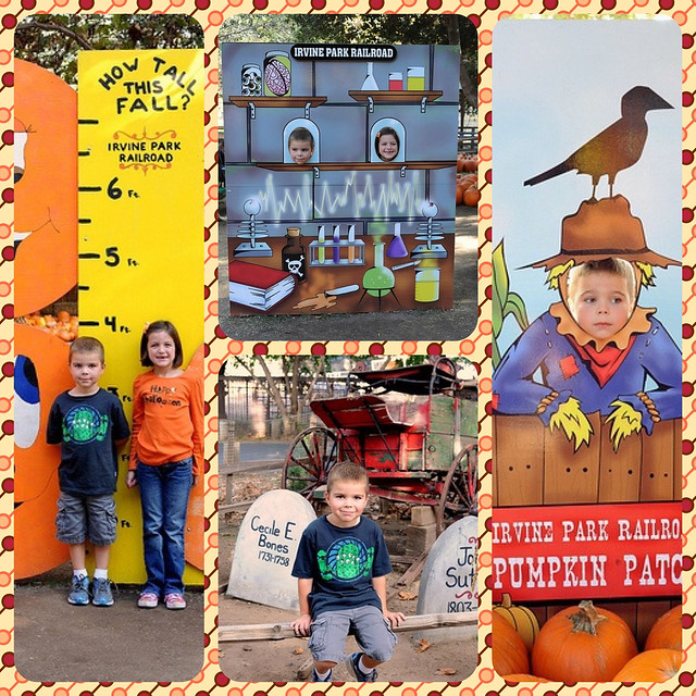 Irvine Park Pumpkin Patch