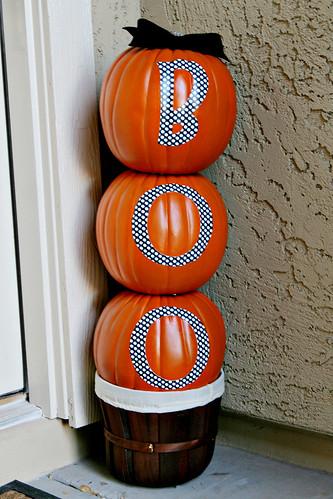 Boo Pumpkins 13