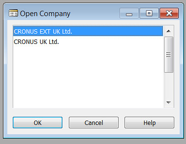 CRONUS EXT UK Ltd.