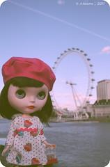 Ohh el London Eye!