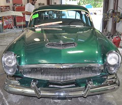 "Supercharged 1954 Kaiser Manhattan • <a style=""font-size:0.8em;"" href=""http://www.flickr.com/photos/85572005@N00/6286472646/"" target=""_blank"">View on Flickr</a>"