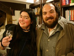 Bloody Parchment 2011: Carine Engelbrecht And Joe Vaz