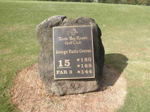 Turtle Bay Colf Course 104