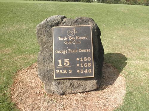 Turtle Bay Colf Course 104
