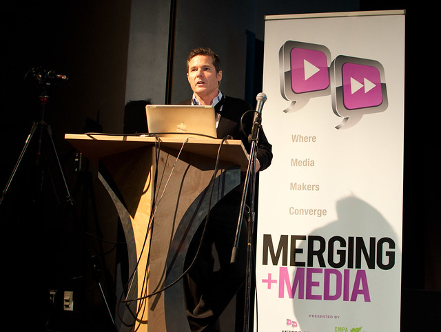 Curt Mavis, Keynote speaker/President of Digital Media, Lionsgate