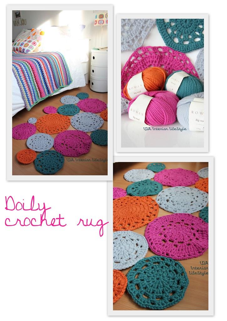 doily alfombra
