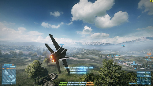 Battlefield 3 PC   haters gonna hate...