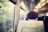 train journey (In Memory Lane~) Tags: train 35mm dof bokeh mark ii 5d 35l