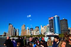 Manhattan view II (Carlossan MRD) Tags: usa newyork canon manhattan estadosunidos nuevayork eeuu canon500d lagranmanzana canont1i