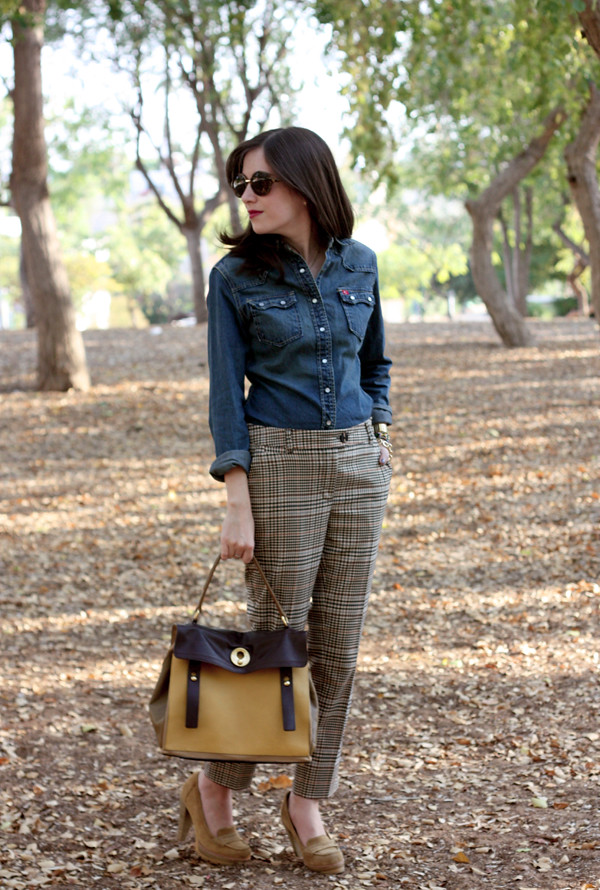 denim_blouse_plaid_pants5