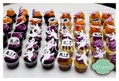 (Oh Cupcakes!) Tags: halloween muffins cupcakes cumpleaos eventos nochedebrujas casamientos cumpleaosinfantiles mesasdulces ohcupcakes cupcakesenlaplata memicups