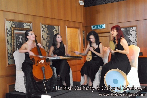 turkish cultural & culinary week