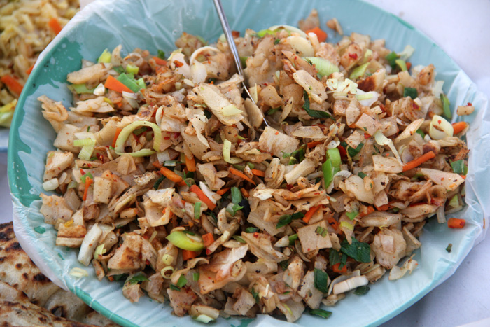 Vegetable Kottu - Sri Lanka