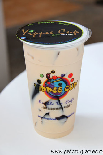 Gui-Ling Roasted Milk Tea, Yippee Cup