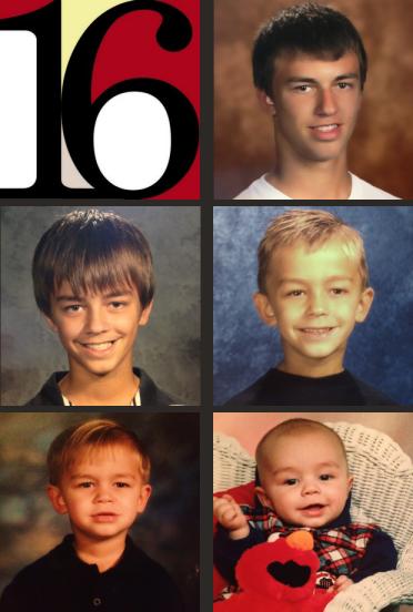Andrew - 16 years