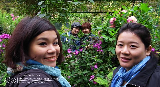 Bonjour Giverny~ 吉維尼 Jardins de Monet 莫內花園R1041422