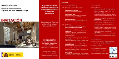 Invitacion Conferencia Internacional ESAs