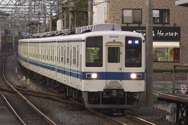 Tobu Type 8000, Noda Line
