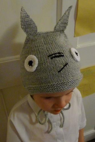 Totoro hat