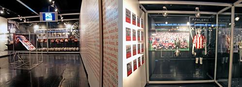 museo Athletic Club de Bilbao en San Mames 14