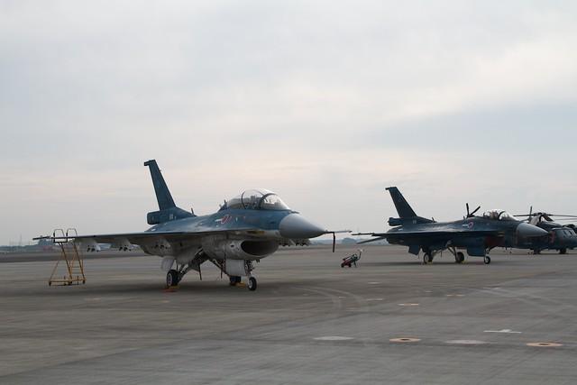 JASDF XF-2B & F-2A