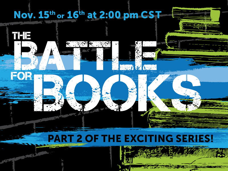 MBS Foreword Online - Battle for Books