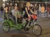 Pedicab girl and riders (San Diego Shooter) Tags: portrait halloween sandiego cosplay streetphotography halloweencostumes downtownsandiego sexyhalloween sexyhalloweencostumes sandiegopeople sandiegostreetphotography halloweencostumes2011