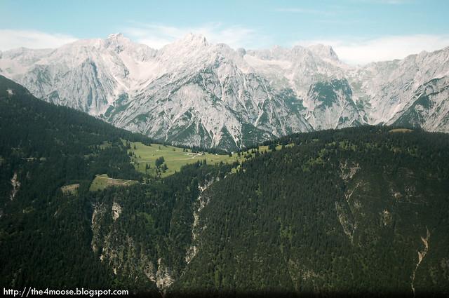 Tirol Gnadenwald, Walderalm