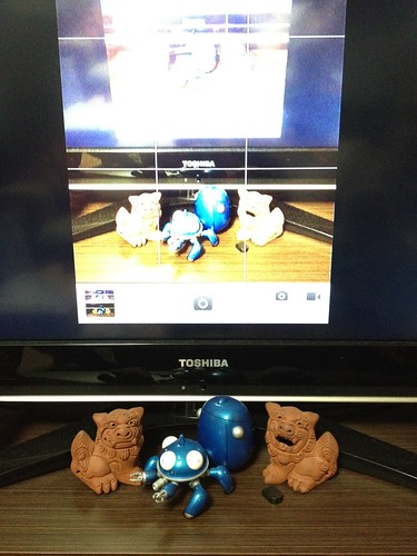 AppleTV でミラーリング
