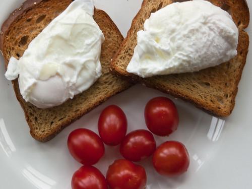 Poseeritud munad
