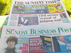 Sunday Papers in November