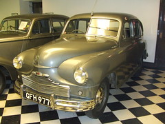 1949 Standard Vanguard Srs.208 Phase I (hugh llewelyn) Tags: standard phase 1949 vanguard glasgowtransportmuseum i alltypesoftransport srs208