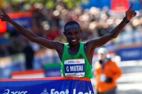 Mutaiové vybrali New York City Marathon