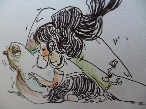 Doodle by Aminata Artwork